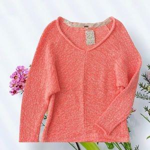 Bright Lights V-Neck Sweater
